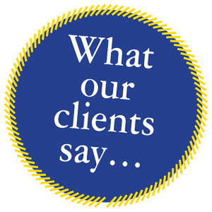 What our clients say - IVA Testimonials